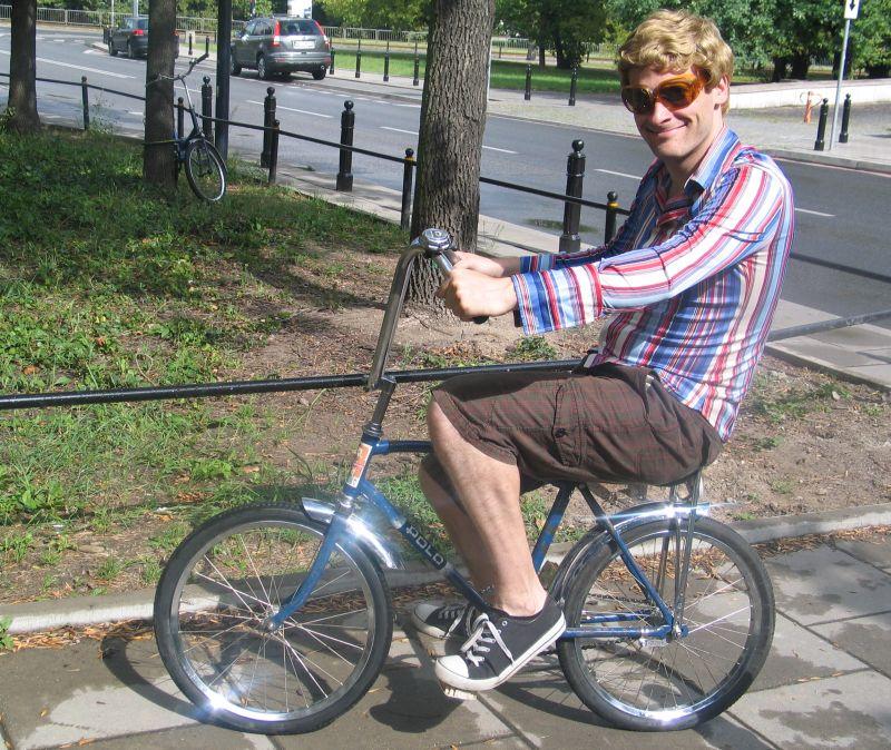 Polscy cykliści szaleją! (4/4)
