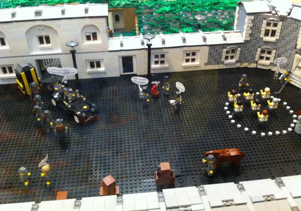 Lego Prl Bufet Prl